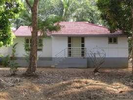 25 Acre farm house  land