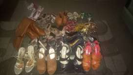 New Variety of Shoes and Sandals