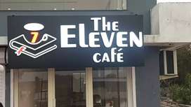 Required Cafe chef all type food cafe