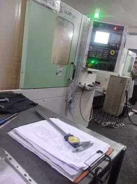 CNC operators 3 nos