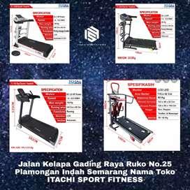 Jual Alat Fitness Murah Semarang  ( ITACHI GYM )
