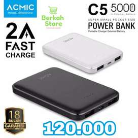ACMIC C5 5000mAh Mini PowerBank
