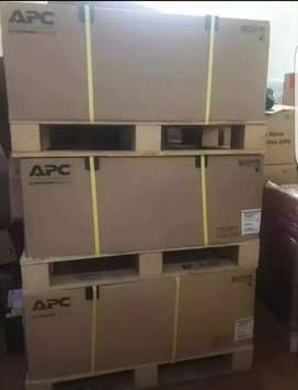 APC UPS ONLINE ALL MODAL BOX PACK SURT SERIES ORIGNAL