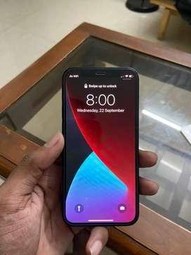 Iphone 12mini  64gb black(in warranty)