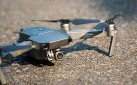 Rental drone