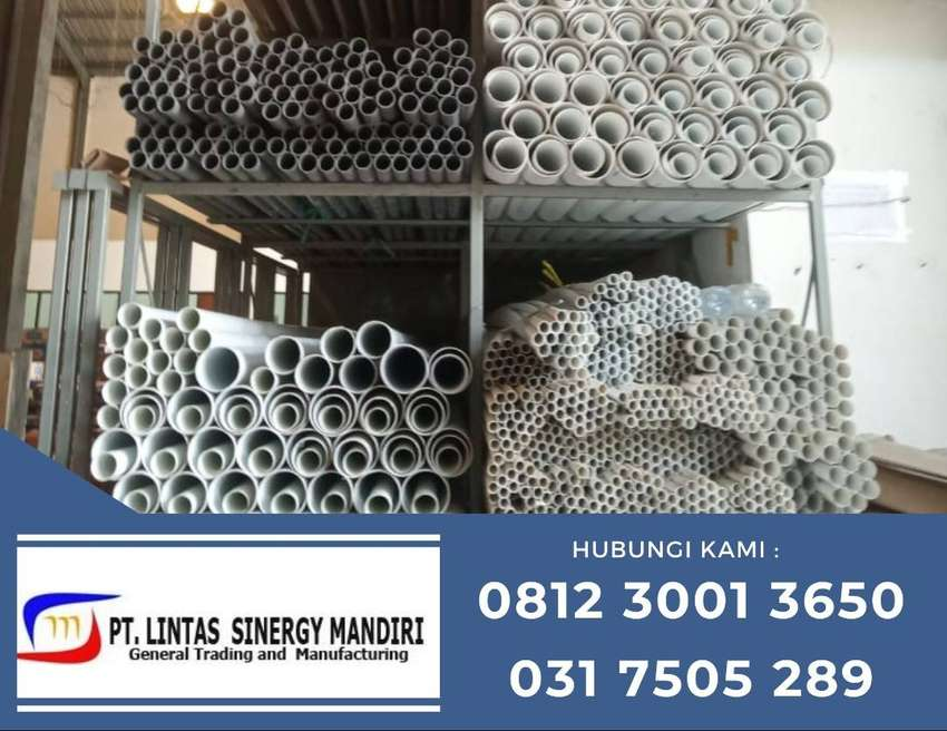 Pipa PVC RUCIKA STANDARD D 1-1/4″ sampai 12″ Murah Ready