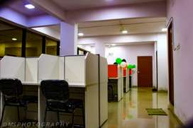 1941 sq ft furnished office on rent in WTC kharadi