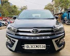 Toyota INNOVA CRYSTA 2.4 VX Manual 8S, 2017, Diesel