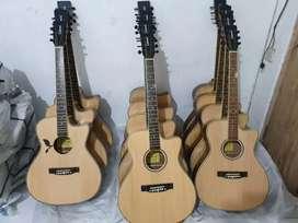 Gitar akustik cendekia