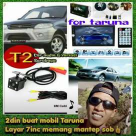Special 2DIN FOR TARUNA ANDROIDLINK 7INC HD+CAMERA HD MANTEP