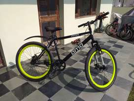 Omo Cycle model Manali G1