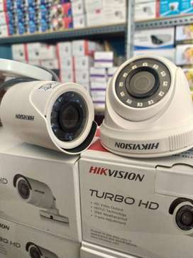 HARGA TERBAIK! CCTV HIKVISION 1080P BERGARANSI!