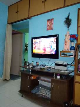 1bhk flat at prime location of panchvati near to all holy places and b