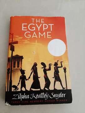 Novel import THE EGYPT GAME dan FRINDLE