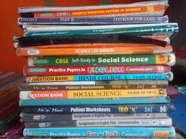 9th se 10 tk ki books he . Or Sample paper