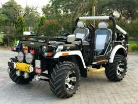Rahul jeep modified- All type jeep modified Delivered All India