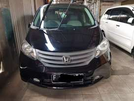 Honda Freed SD At 2009 Hitam Siap Pakai No PR Cash Kredit Bisa