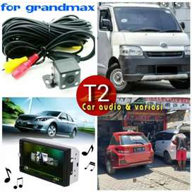 Terlaris 2din for GRANDMAX android link led 7inc +camera hd mantul