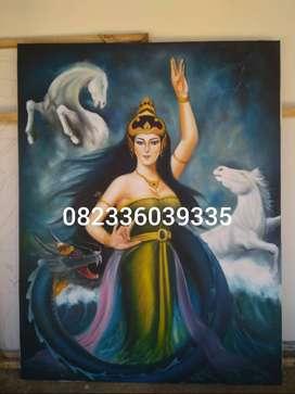 Lukisan ratu kidul