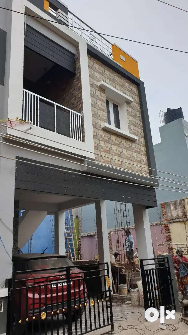 1 BHK Individual house with two wheeler parking for Rent in Ambattur 0