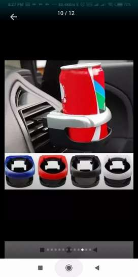 Universal-Adjustable Cup Holder Car Mount for Cell Phones 180 Degree R