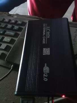 Hardisk external Toshiba 500Gb murah