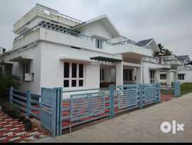 Ready to occupy 3 bhk 2000 sqft 6 cent villa at aluva u.c collage near
