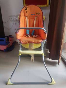 Baby Feeding High Chair Lovelap Sunshine