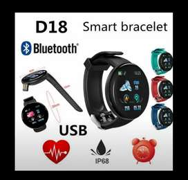 D18 Smart watch at cheap rates
