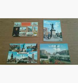 Post Card Dunkerque