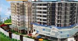 950 sqft 2BHK flat for sale at Syampur More,Durgapur