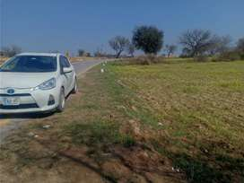 Best Agricultural Land near Chakri Link Road on Cpec road
