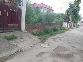 Developed Area Plot