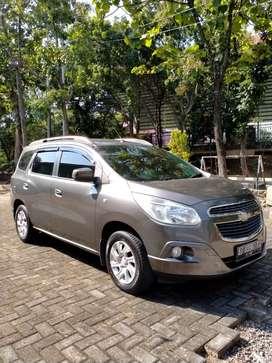 Chevrolet Spin 1.5 LTZ AT 2013/14 Abu2 Met Super