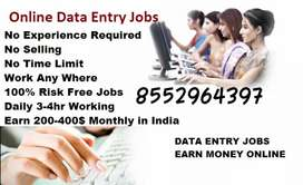 Alert part time/full time online job for limited seats