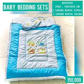 Bedcover bayi sets