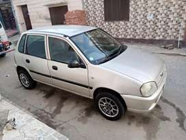 Zen car  good condition new tyre window power steering power
