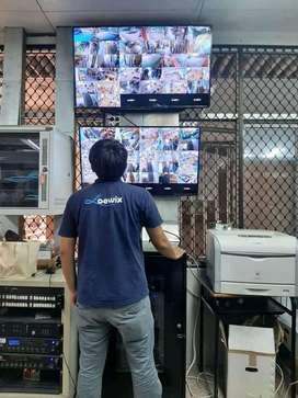 CCTV BERMACAM-MACAM MEREK KUALITAS SANGAT TERANG HARGA HEMAT