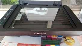 printer dijual murah dan tidak pernah dipakai