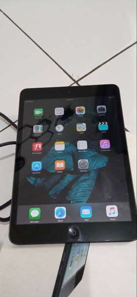 Ipad Mini 1 Cellular + Wifi 32GB Black