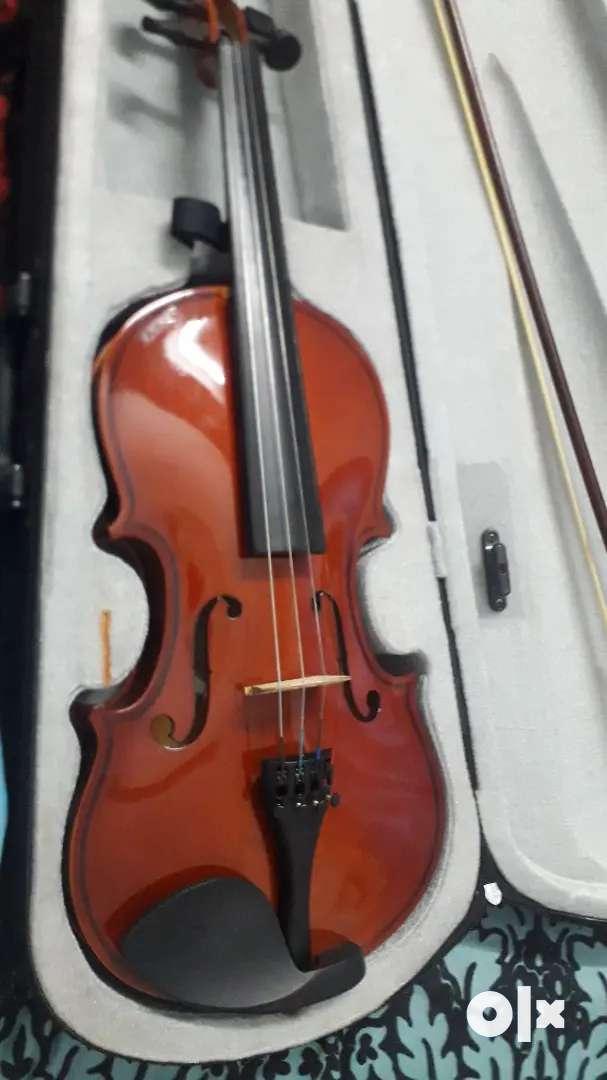 Kaps violin new 0