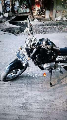 Motor Custom Basic pulsar 220