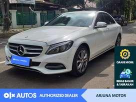 [OLXAutos] Mercedes Benz C-200 2014 1.8 W204 A/T #Arjuna Motor