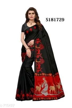 Fabrics saree