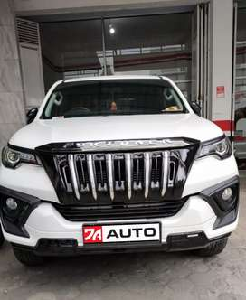 Grille Apollo Prado Black Panther Toyota All New Fortuner VRZ TRD