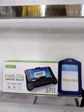 Gamepad holder robot phone stent