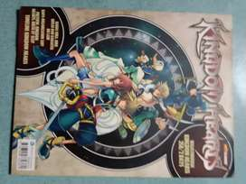 Jual majalah Hotgame spesial Kingdom Hearts