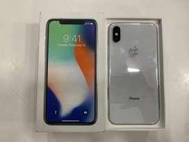 Iphone x 64gb ,, 256gb