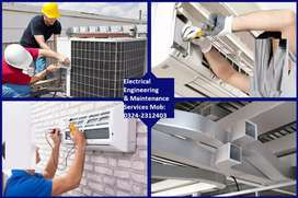 Electrician ,Mechanical ,Milking Parlour  ins& office and house repair