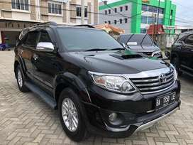 TOYOTA FORTUNER TRD VNT TURBO A/T 2013